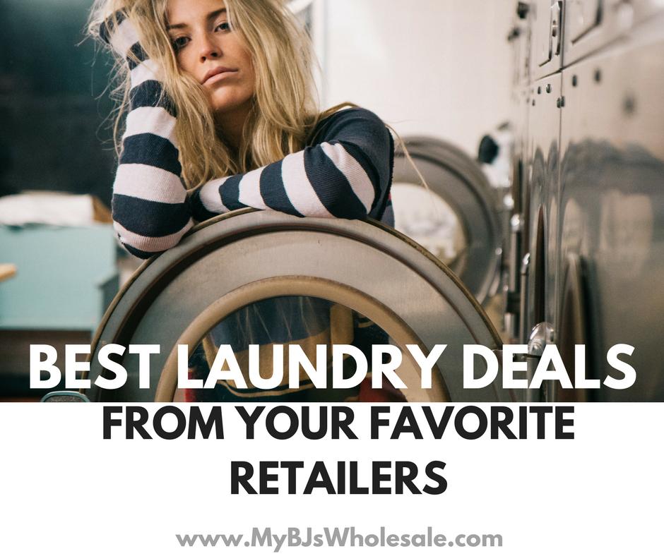 best laundry care deals