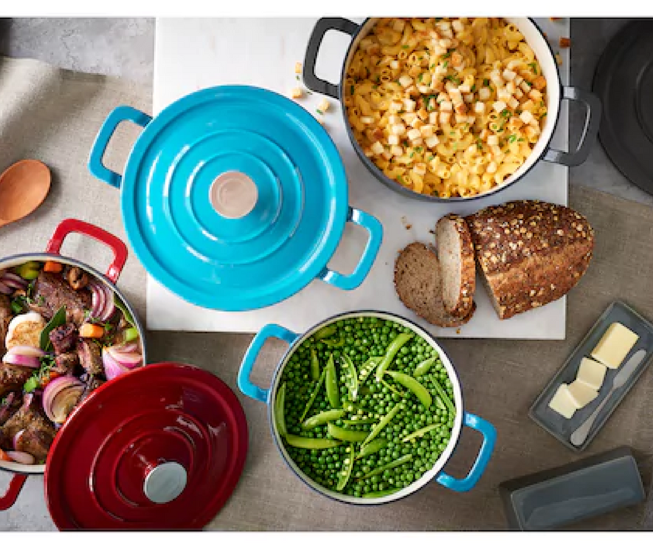 Great price on the Food Network Dutch OVen for only $7.99 at Kohls