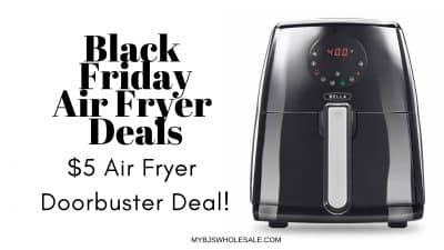 Black Friday Air Fryer Deals