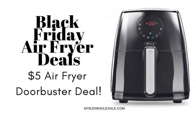 Black Friday Air Fryer Deals