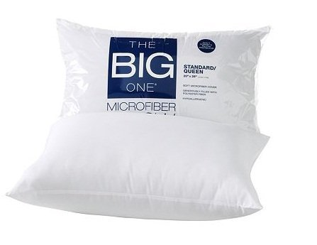 KOHLS: The BIG One Microfiber Pillows Only $2.83 ( Org. $11.99)