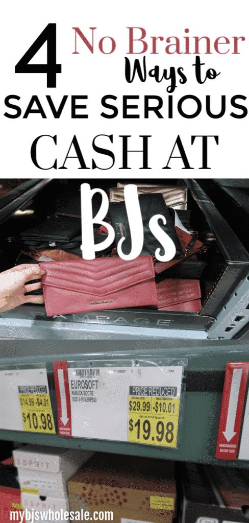 hwo to save money at BJs