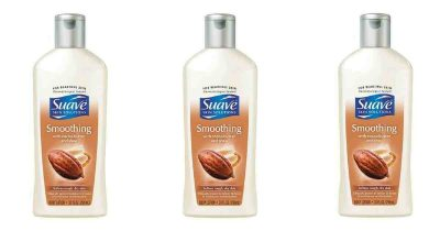 suave lotion freebie at target
