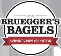 3 Free Bruegger's Bagels- Feb. 1st