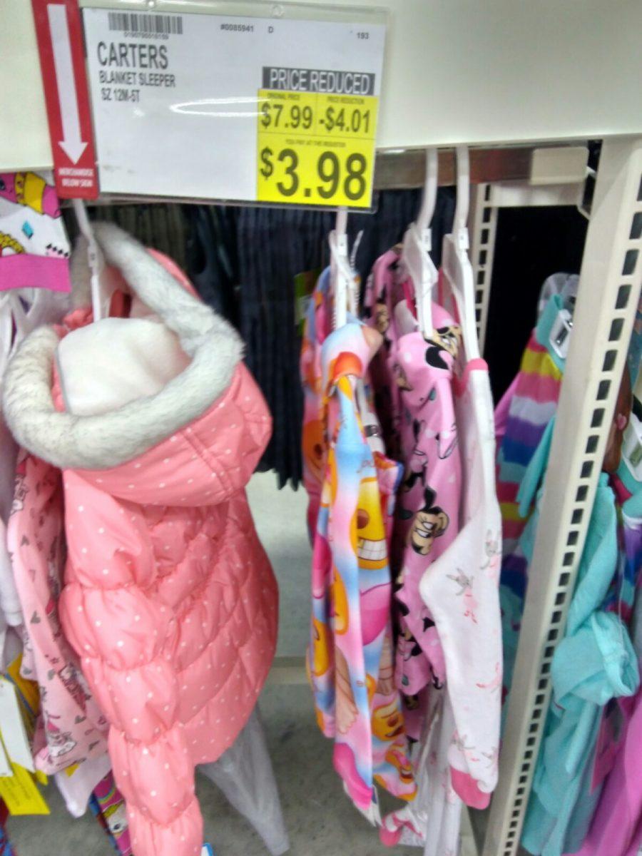 5bfe1374b Carters Blanket Sleepers, Licensed Character PJ Sets as low as $3.98 & More  at BJs