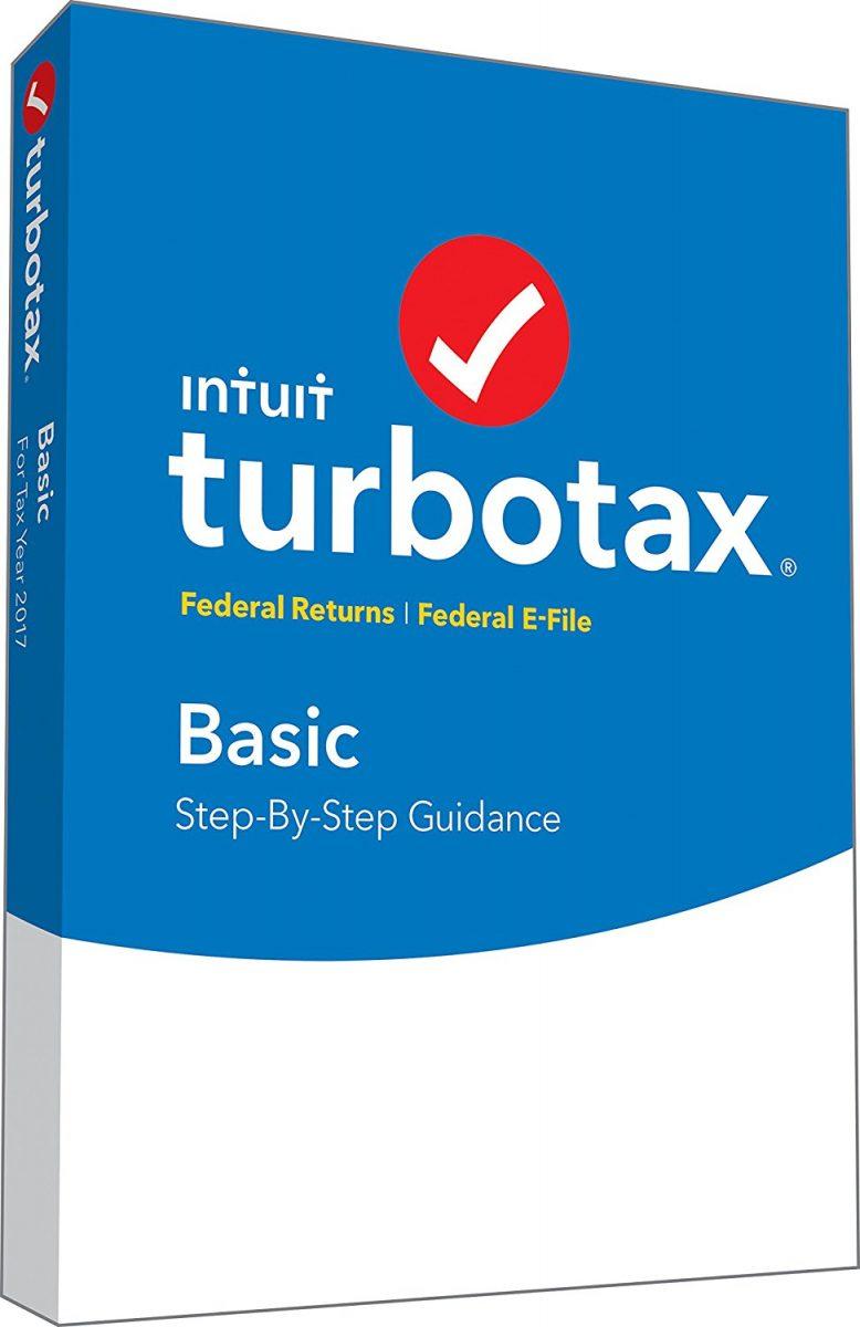 **HOT** TurboTax Discounted on Amazon
