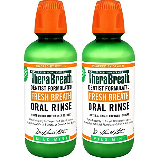 Therabreath- Fresh Breath Kit FREE!