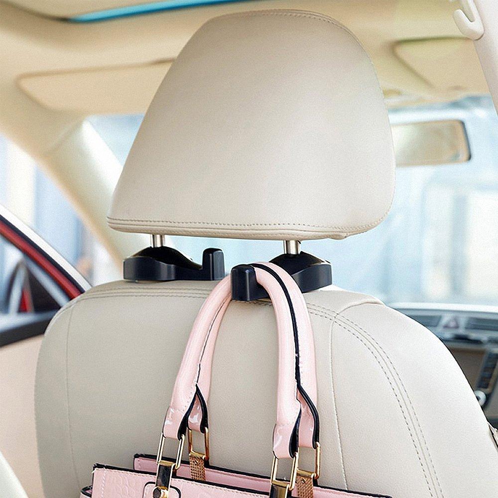 2pk Car Headrest Hangers $7.95