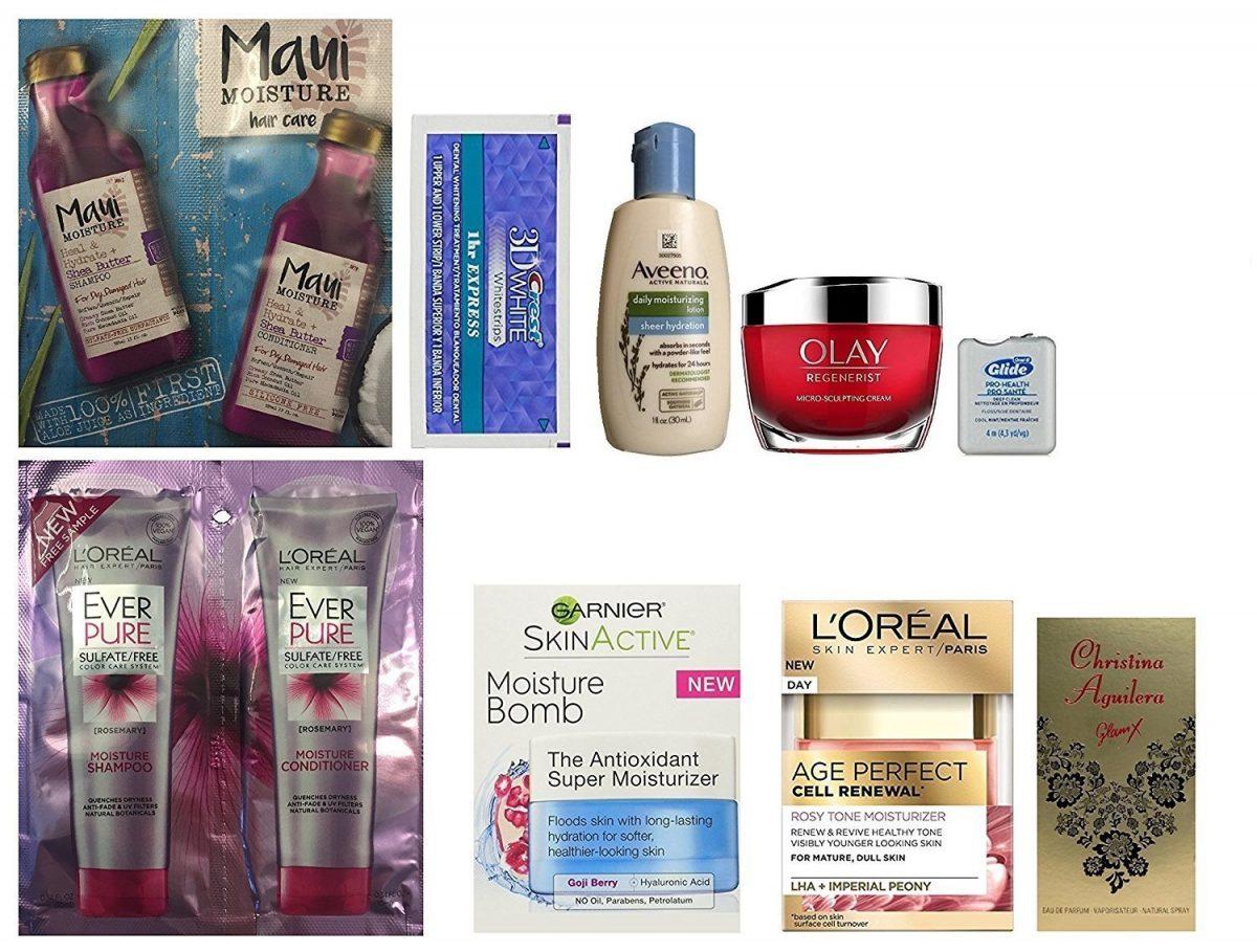 *HOT* Amazon Women's Daily Beauty Box
