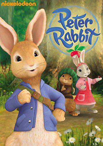 Nickelodeon Peter Rabbit DVD   $2.70