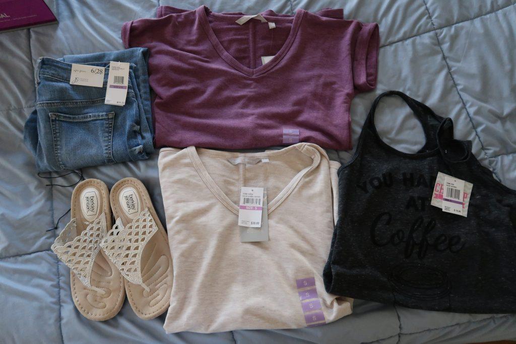 BJs fashion friday- apparel deals, jessica simpson jeans