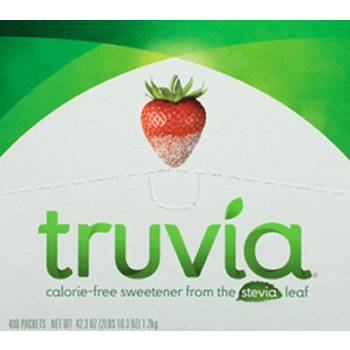 picture relating to Truvia Coupon Printable known as Truvia Sweetener 400 ct. $8.99 at BJs My BJs Wholesale Club