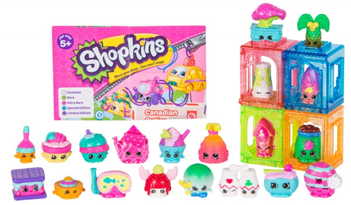Amazon | Shopkins Season 8 America Mega Pack $7