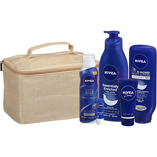 Hurry! Nivea Luxury Collection 5pc Gift Set $25