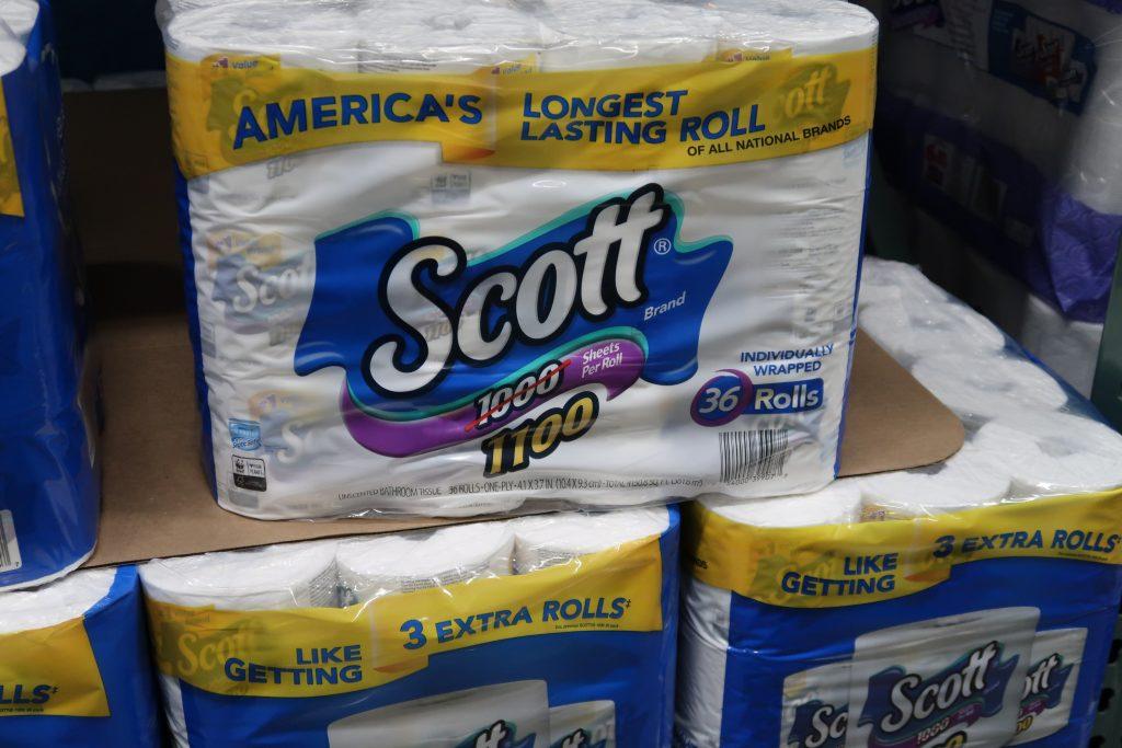 Wholesale Toilet Paper : Triple coupon stack for scott bath tissue at bjs my bjs wholesale