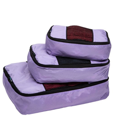 Durable 3 Pc. Packing Cube System $9.98