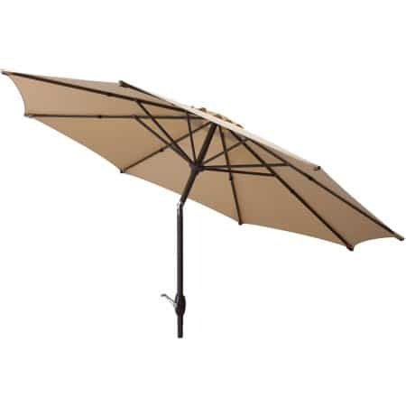 Walmart 9′ Outdoor Market Umbrella $30