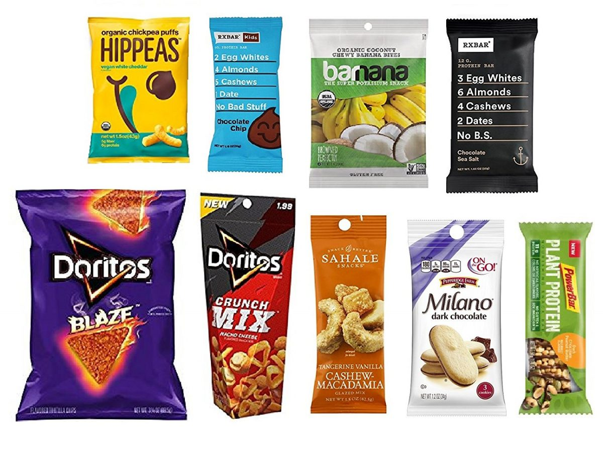 NEW Amazon Snack Sample Box $9.99