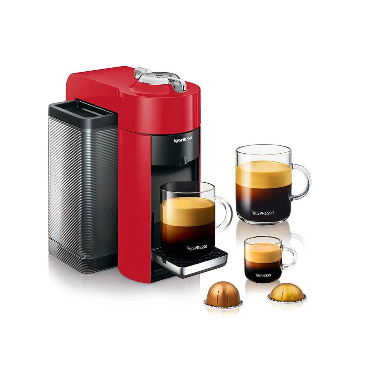 De'Longhi Nespresso Vertuo Coffee & Espresso Machine