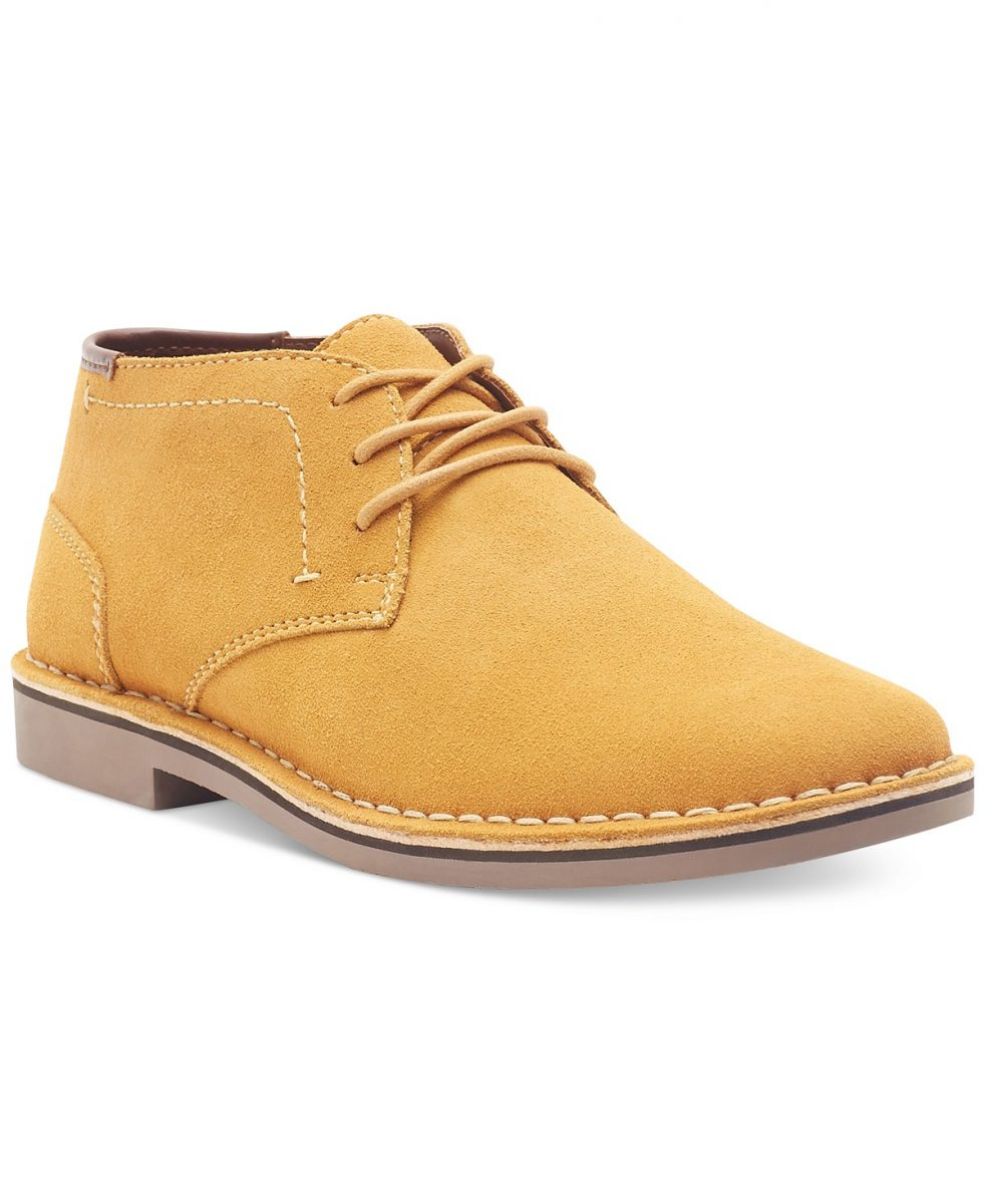 Macy's Men's Shoes 80% Off + Free Shipping