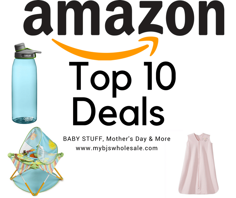 Amazon's 10 Hottest Deals for the Day 5/3