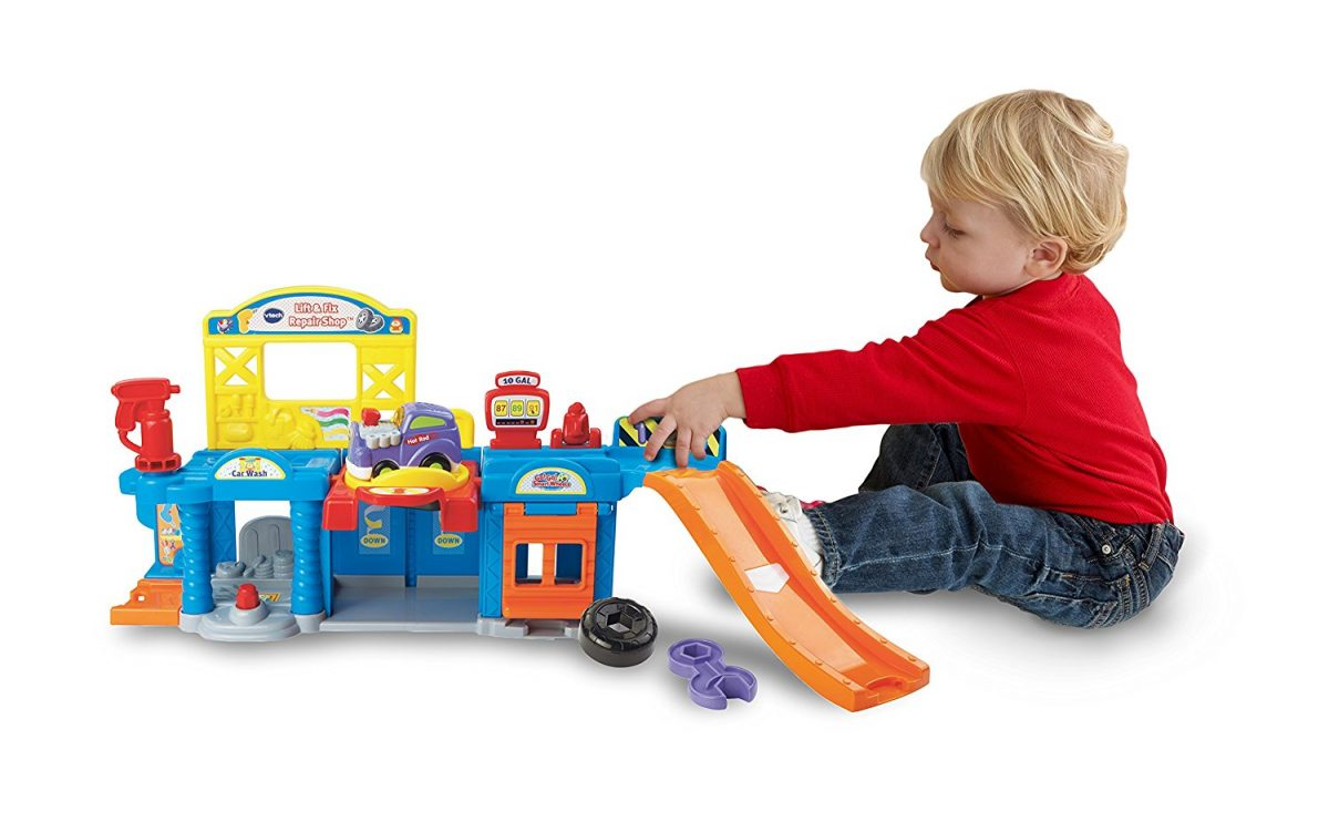 $9.99 VTech Go! Go! Smart Wheels Auto Repair Center Playset