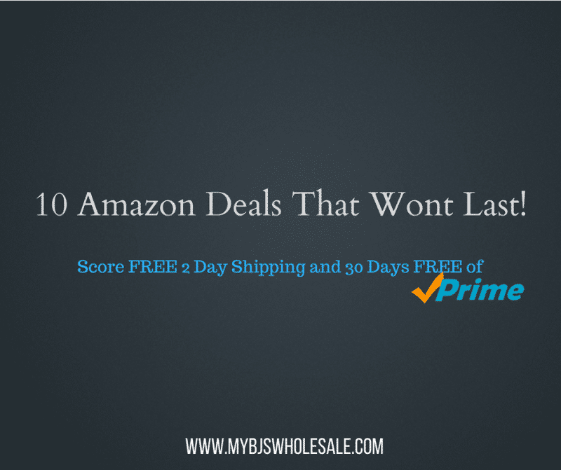 10 Deals on Amazon That Almost Got Away