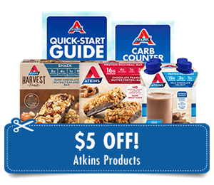 FREE Atkins Quick Start Kit & Coupon