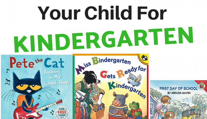 8 Books to Prepare Your Child For