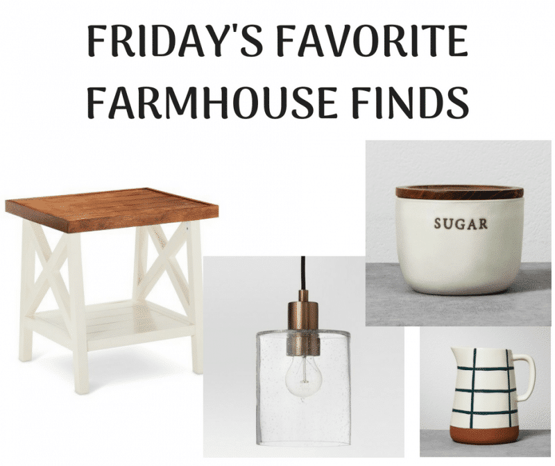 Friday's Favorite Farmhouse Finds 6/8