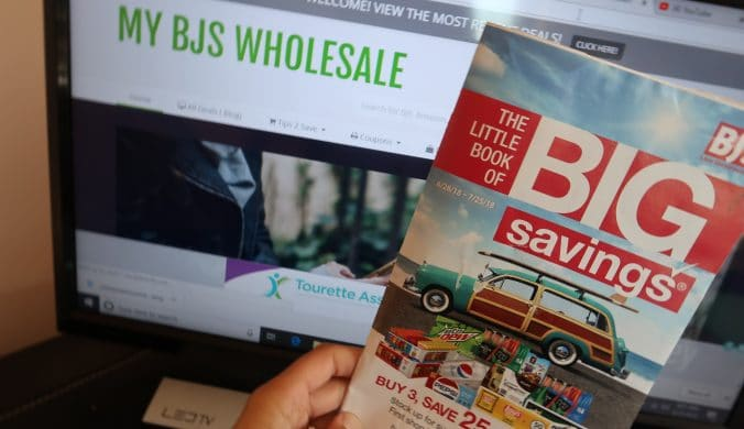 bjs monthly coupon book