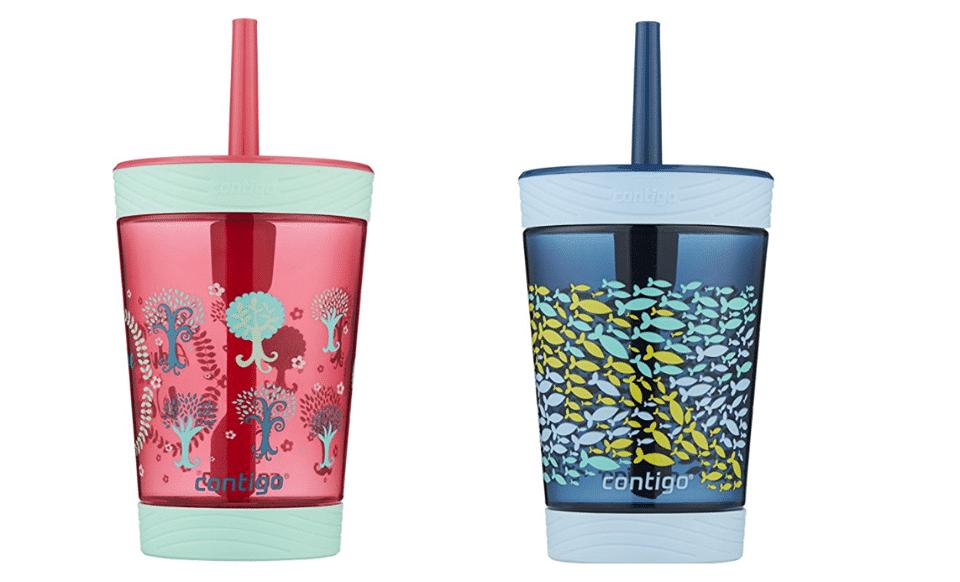 Contigo Spill-Proof Kids Tritan Straw Tumbler $6.79 Shipped