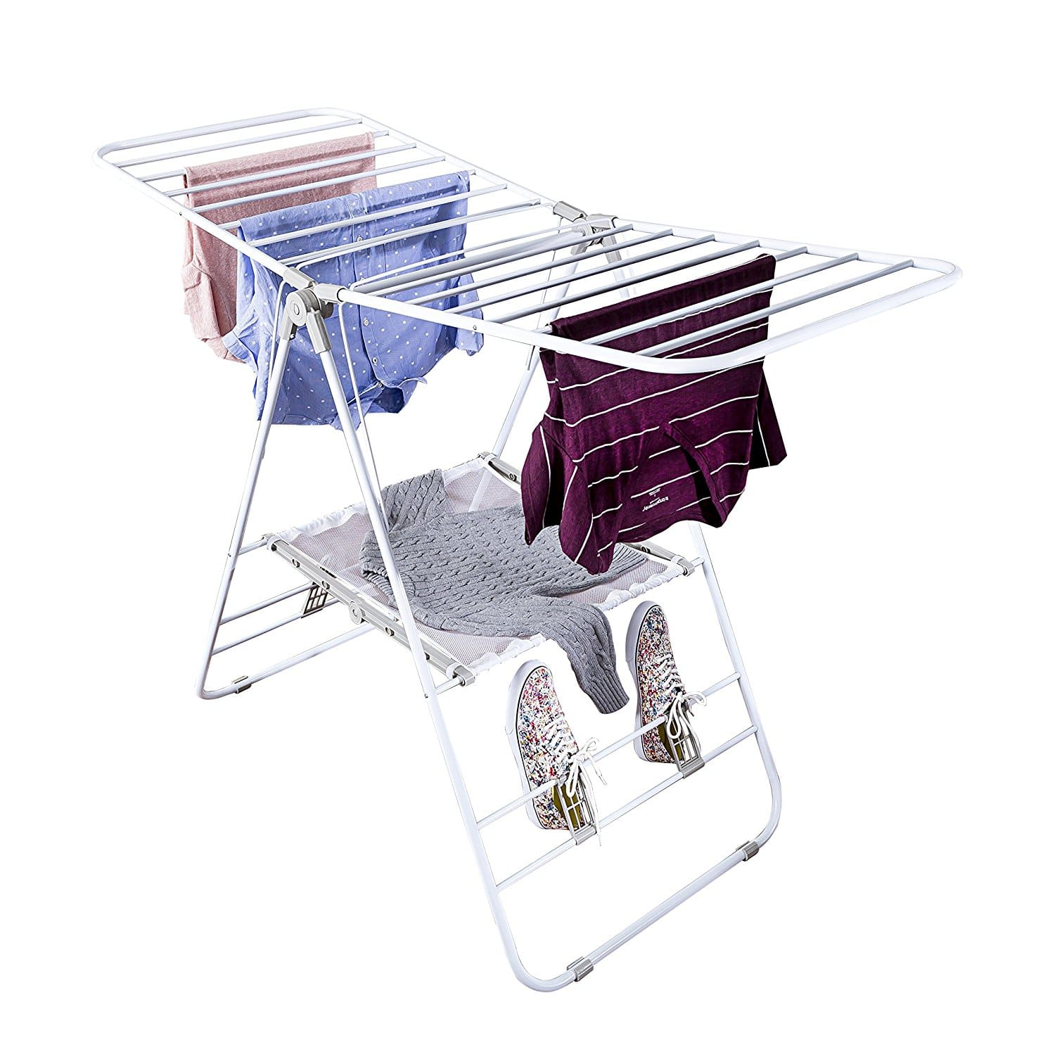 Highly Rated Honey-Can-Do Heavy Duty Drying Rack $23