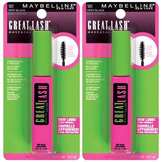 Super Deals on Maybelline Mascara & Liner 99¢ Shipped
