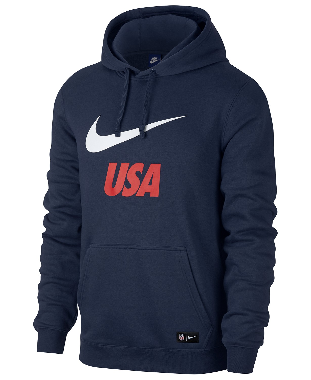 Nike Men's Fleece Logo Hoodies Only $29 ( Reg. $75