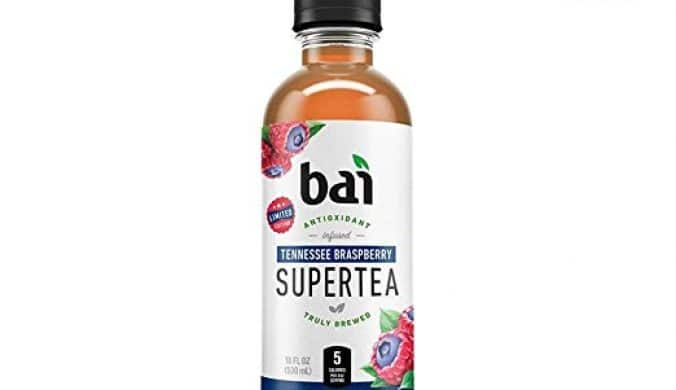 prime day bai braspberry tea