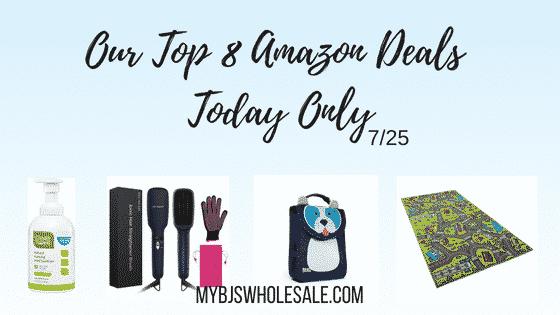 Top 8 Amazon Deals
