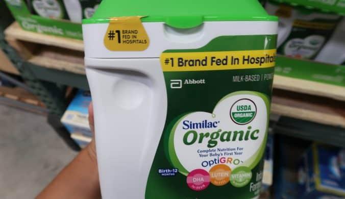 similac-organic-formula