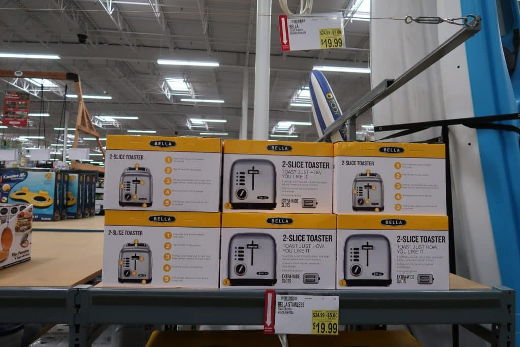 bjs back to school college deals toaster