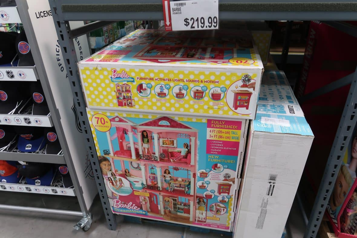 Cheapest Price 149 Barbie Dreamhouse Shipped My Bjs