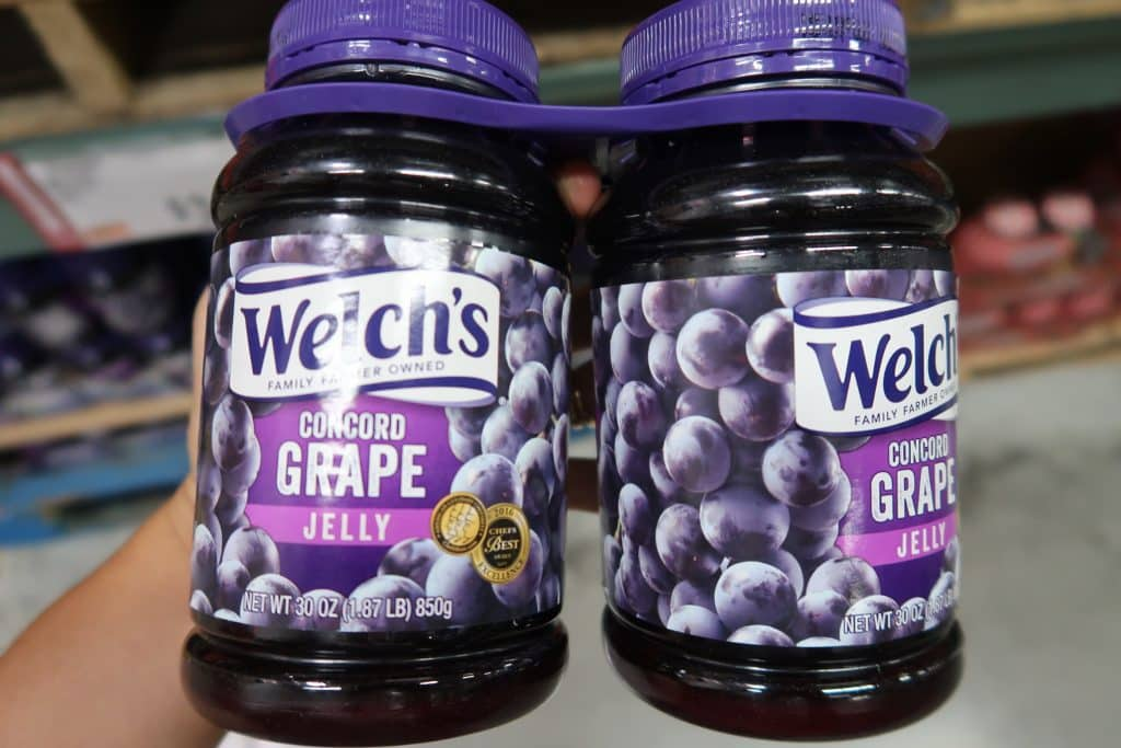 welch's grape -jelly