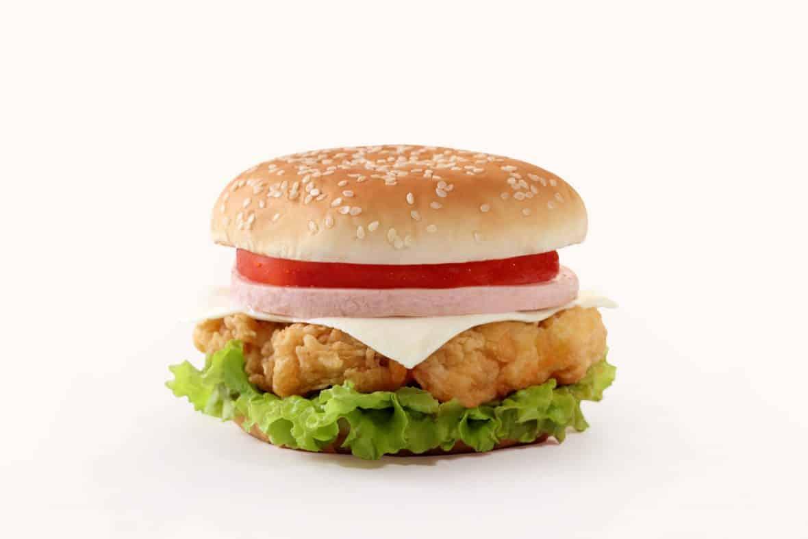 $1 Premium Burger or Chicken Sandwich at McDonalds