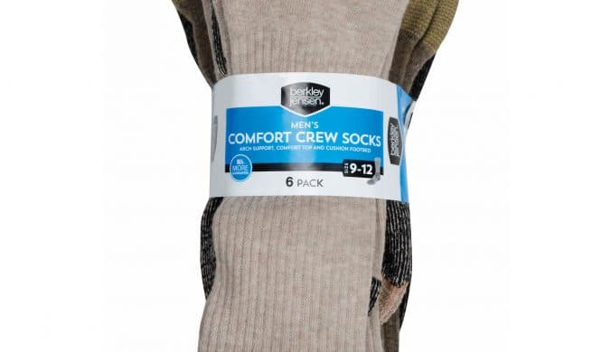 mybjswholesale mens crew socks