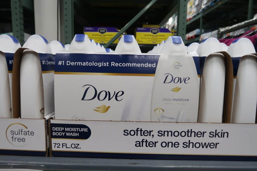 photograph regarding Dove Printable Coupons named Contemporary Dove Printable Coupon codes + Gasoline Package at BJs My BJs