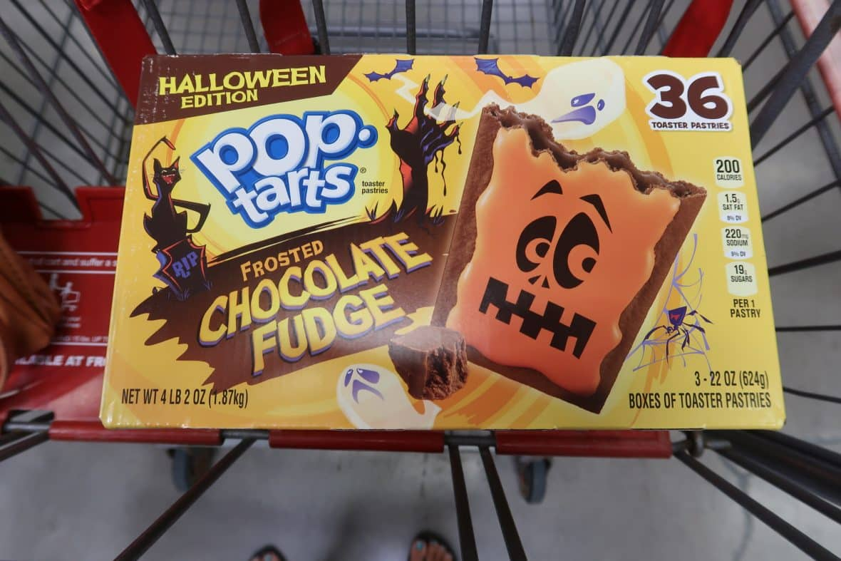 kellogg's pop tarts-chocolate-fudge-bjs-coupon