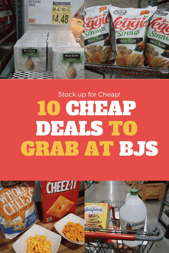 10 Cheap Deals to Grab at BJs