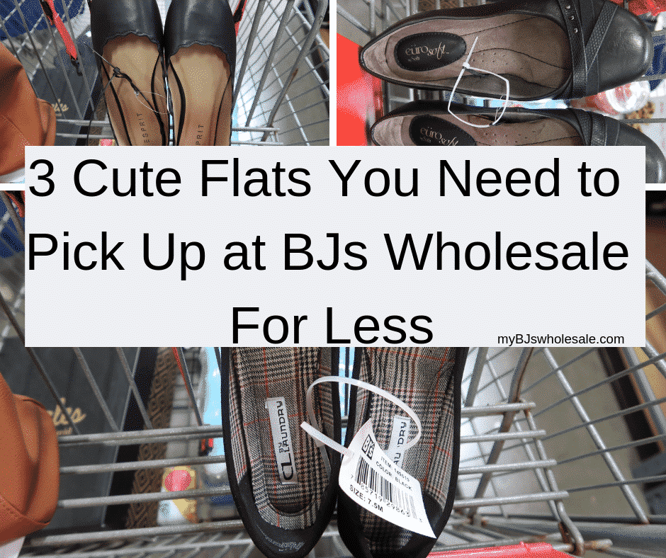 4f99625d4df 3 Cute Flats You Need to Pick Up at BJs Wholesale For Less
