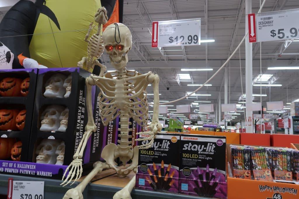 BJ's Halloween Costume & Decor