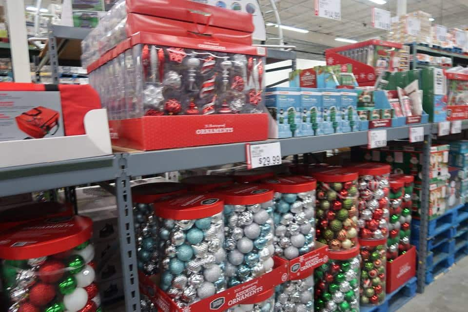 Christmas Decorations Are In At Bj S My Bjs Wholesale Club