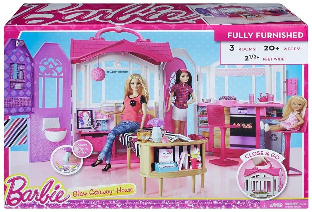 f71bfa32fdeb Barbie Glam Getaway House  34.99 on Amazon